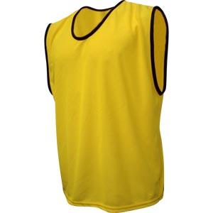 Newitts Printable Polyester Bib Yellow