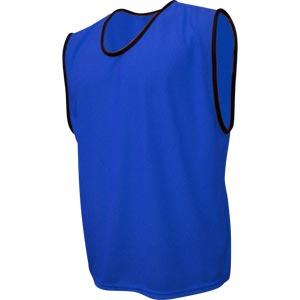 Newitts Printable Polyester Bib Blue