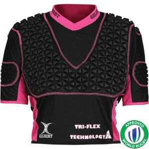 Gilbert Triflex XP3 Womens Rugby Body Armour