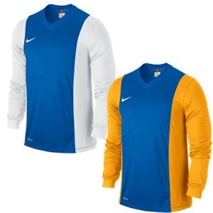 Nike Park Derby Long Sleeve Junior Football Jersey