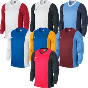 Nike Park Derby Long Sleeve Senior Football Jersey