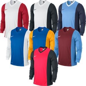 Nike Park Derby Long Sleeve Senior Football Jersey