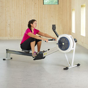 Concept 2 Model D + PM5 Rower