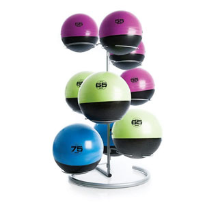 Escape Gymball Rack