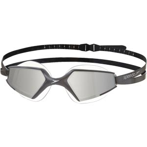 Speedo Aquapulse Max Mirror 2 Swimming Goggles Black/Silver