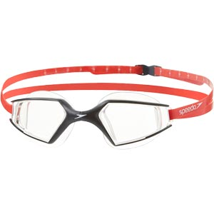 Speedo Aquapulse Max 2 Swimming Goggles Black/Clear