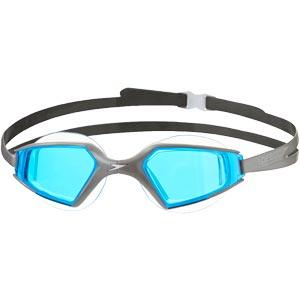 Speedo Aquapulse Max 2 Swimming Goggles Chrome/Blue