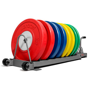 Jordan Olympic Training Plate Rack