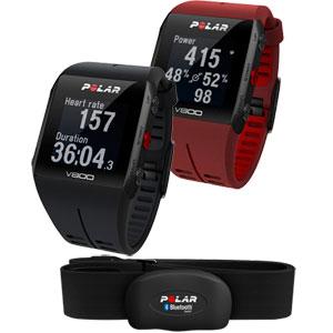 Polar V800 GPS Sports Watch with Bluetooth Belt