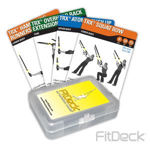 FitDeck TRX Cards