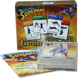 FitDeck Junior Superman Cards