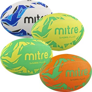 Mitre Sabre Training Rugby Ball