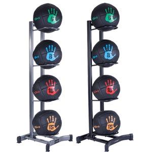 Jordan 4 Tier Large Medicine Ball Rack