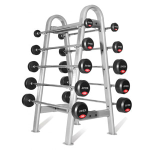 Jordan Oval Barbell Rack