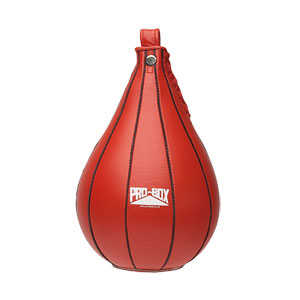Pro Box Red Ten Panel Speedball