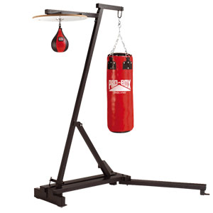 Pro Box Free Standing Frame With Speedball Option