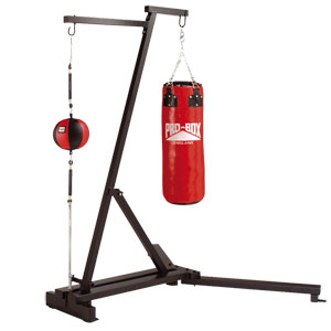Pro Box Free Standing Frame With Floor to Ceiling Option