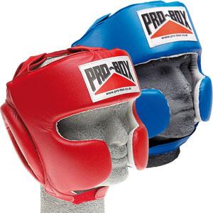 Pro Box Super Spar Headguard
