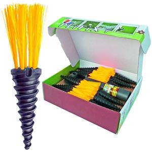 PliFix Grass Marking Tufts 25 Pack Yellow