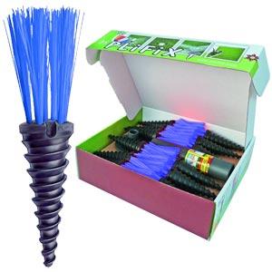 PliFix Grass Marking Tufts 25 Pack Blue