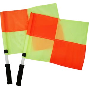 Ziland Linesman Flag 2 Pack Check