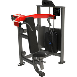 Exigo Selectorized Shoulder Press