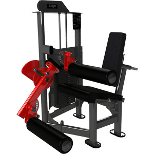 Exigo Selectorized Seated Leg Curl