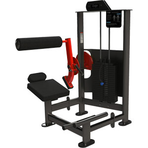 Exigo Selectorized Abdominal Machine