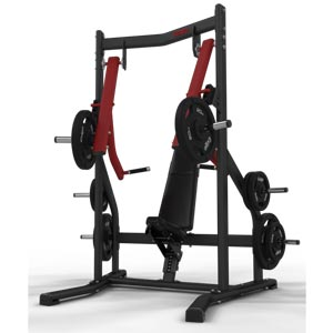 Exigo Plate Loaded ISO Lateral Decline Chest Press