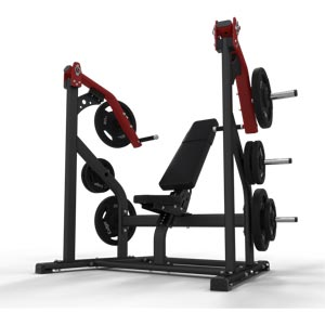 Exigo Plate Loaded ISO Lateral Front Pivot Shoulder Press