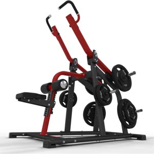 Exigo Plate Loaded ISO Lateral Pull Down