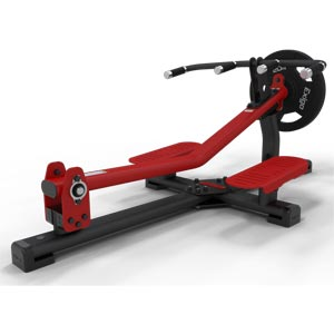 Exigo Plate Loaded T Bar Row Standing