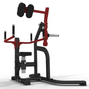 Exigo Plate Loaded 4 Way Neck Machine