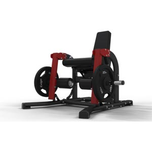 Exigo Plate Loaded ISO Lateral Leg Extension