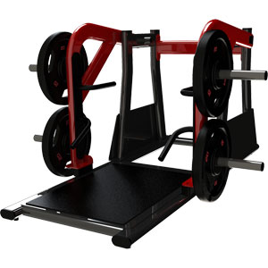 Exigo Plate Loaded ISO Lateral Shrug Dead Lift