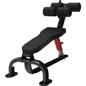 Exigo Adjustable Abdominal Bench