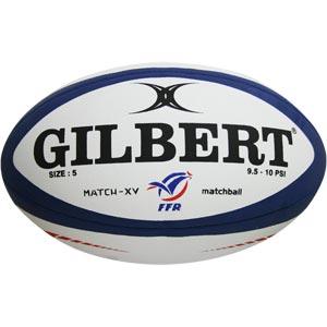 Gilbert Match XV Rugby Ball France