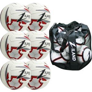 Ziland Pro Match Netball 6 Pack