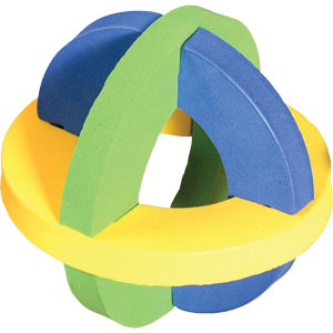 PLAYM8 Sphere Ball 4 Pack 10cm