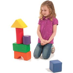 PLAYM8 Zoft Building Blocks Set