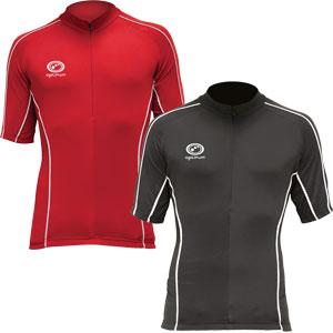 Optimum Hawkley Short Sleeved Mens Cycle Jersey