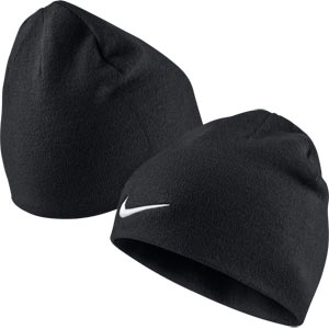 Nike Team Performance Beanie Hat Black