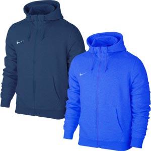 Nike Team Club Full Zip Senior Hoodie