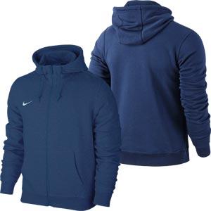 Nike Team Club Full Zip Senior Hoodie 354f593b257