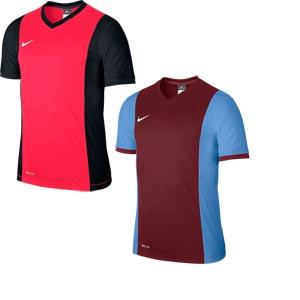 Nike Park Derby Short Sleeve Senior Football Jersey