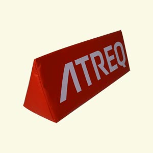 ATREQ Foam Training Hurdle