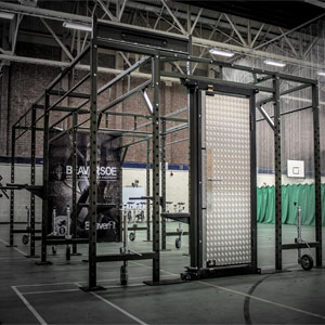 BeaverFit Alpha Functional Training Rig