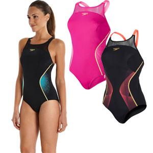 Speedo Fit Pinnacle Xback Swimsuit
