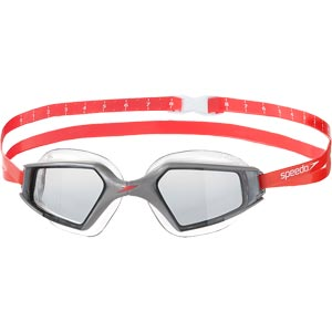 Speedo Aquapulse Max 2 Swimming Goggles Chrome/Smoke