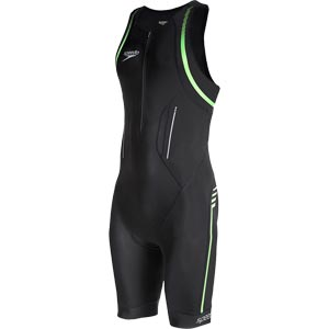 Speedo Comp E16 Tri Suit Black/Green